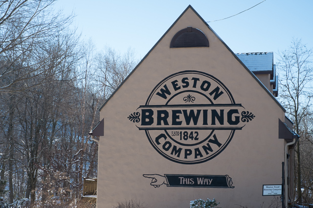Weston Brewing Company