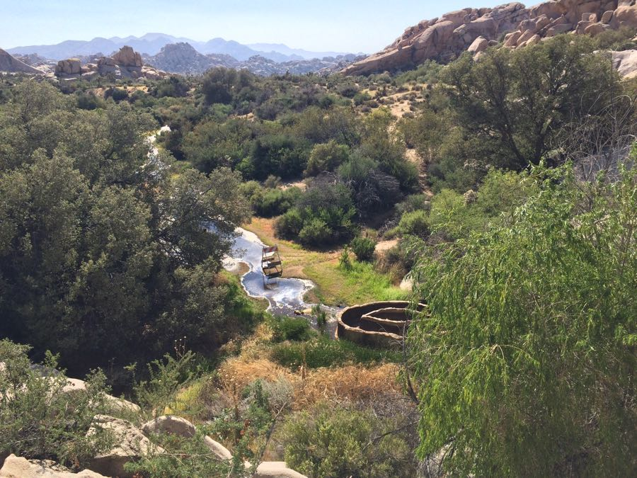 Barker Dam Stream