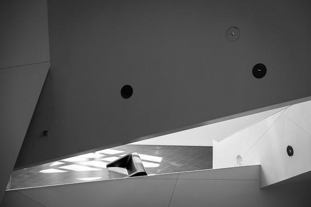 Museum Light Study 2